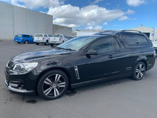 2014 Holden Ute VF MY14 SV6 Ute Storm Black 6 Speed Manual Utility