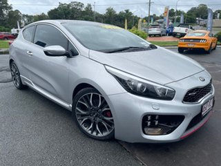 2014 Kia Pro_ceed JD MY15 GT Silver 6 Speed Manual Hatchback