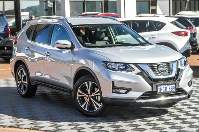 Demo Nissan X-Trail T32 MY21 ST-L X-tronic 2WD Melville, 2021 Nissan X-Trail T32 MY21 ST-L X-tronic 2WD Brilliant Silver 7 Speed Constant Variable Wagon