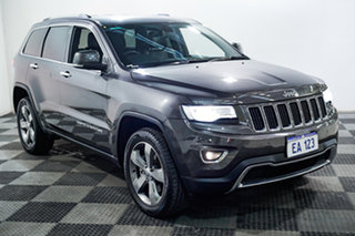 2015 Jeep Grand Cherokee WK MY15 Limited Grey 8 Speed Sports Automatic Wagon