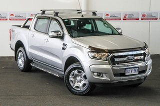 2017 Ford Ranger PX MkII MY17 XLT 3.2 (4x4) 6 Speed Manual Double Cab Pick Up.