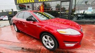 2014 Ford Mondeo MC Zetec PwrShift EcoBoost 6 Speed Sports Automatic Dual Clutch Hatchback.