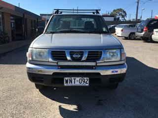 2001 Nissan Navara D22 MY2002 ST 4x2 5 Speed Manual Utility