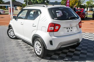 2021 Suzuki Ignis MF Series II GL Pure White 1 Speed Constant Variable Hatchback