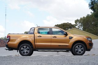 2019 Ford Ranger PX MkIII 2020.25MY Wildtrak Orange 6 Speed Sports Automatic Double Cab Pick Up