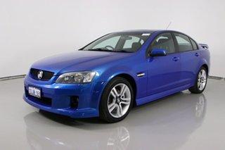 2010 Holden Commodore VE MY10 SV6 Blue 6 Speed Automatic Sedan.