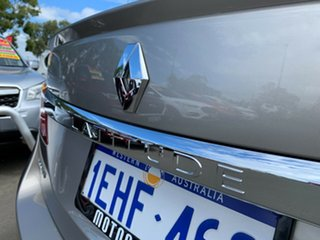 2012 Renault Latitude L43 MY12 Luxe Gold 6 Speed Sports Automatic Sedan