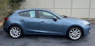 2014 Mazda 3 BM5436 SP25 SKYACTIV-MT Grey 6 Speed Manual Hatchback.