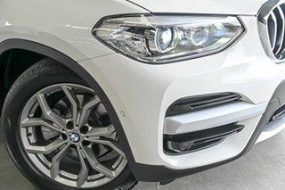 2018 BMW X3 G01 sDrive20i Steptronic Black 8 Speed Automatic Wagon.