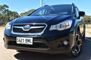 2014 Subaru XV G4X MY14 2.0i Lineartronic AWD Black 6 Speed Constant Variable Wagon