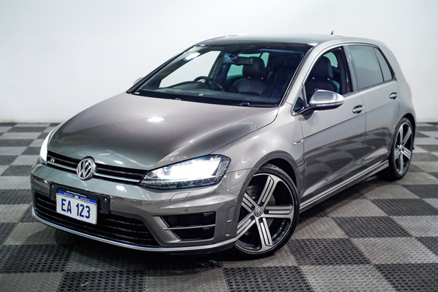 Used Volkswagen Golf VII MY14 R DSG 4MOTION Edgewater, 2014 Volkswagen Golf VII MY14 R DSG 4MOTION Grey 6 Speed Sports Automatic Dual Clutch Hatchback