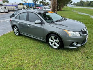 2011 Holden Cruze JH Series II MY11 SRi-V Grey 6 Speed Sports Automatic Sedan