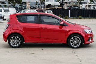 2017 Holden Barina TM MY18 LS Red 5 Speed Manual Hatchback