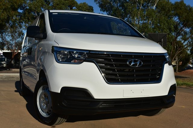 Used Hyundai iLOAD TQ4 MY19 St Marys, 2018 Hyundai iLOAD TQ4 MY19 White 5 Speed Automatic Van