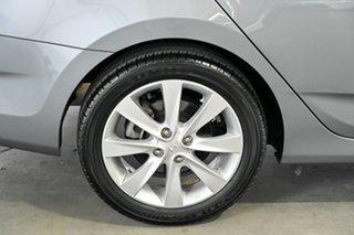 2017 Hyundai Accent RB5 MY17 Sport Silver 6 Speed Sports Automatic Sedan