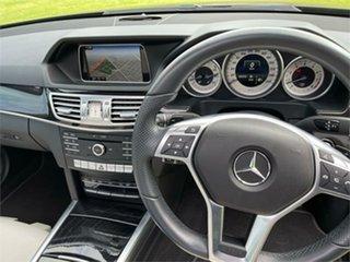 2015 Mercedes-Benz E250 212 MY15 Upgrade Black 7 SP AUTOMATIC Sedan