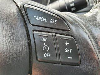 2013 Mazda CX-5 KE Series Akera Silver Sports Automatic Wagon