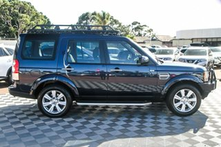 2013 Land Rover Discovery 4 Series 4 L319 MY13 SDV6 HSE Blue 8 Speed Sports Automatic Wagon