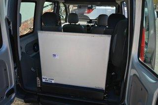 2004 Renault Kangoo X76 Integral Silver 4 Speed Automatic Van