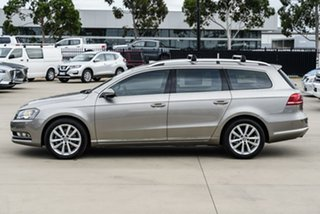 2014 Volkswagen Passat Type 3C MY15 130TDI DSG Highline Grey 6 Speed Sports Automatic Dual Clutch