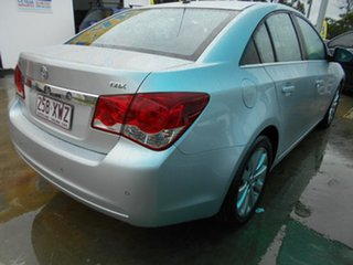 2011 Holden Cruze JH Series II MY12 CDX Silver 5 Speed Manual Sedan