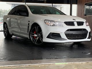 2017 Holden Special Vehicles ClubSport Gen-F2 MY17 R8 LSA White 6 Speed Sports Automatic Sedan.