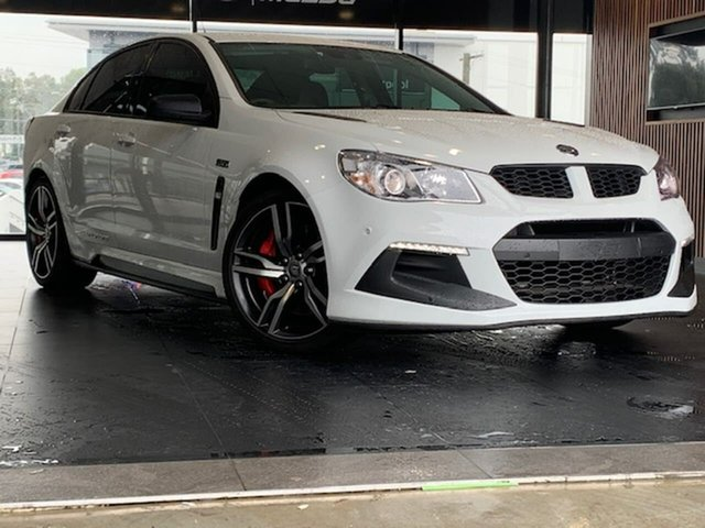 Used Holden Special Vehicles ClubSport Gen-F2 MY17 R8 LSA Liverpool, 2017 Holden Special Vehicles ClubSport Gen-F2 MY17 R8 LSA White 6 Speed Sports Automatic Sedan