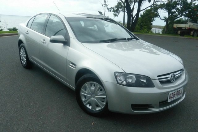 Used Holden Commodore VE Omega Gladstone, 2006 Holden Commodore VE Omega Silver 4 Speed Automatic Sedan