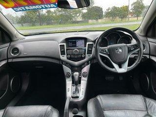 2011 Holden Cruze JH Series II MY11 SRi-V Grey 6 Speed Sports Automatic Sedan