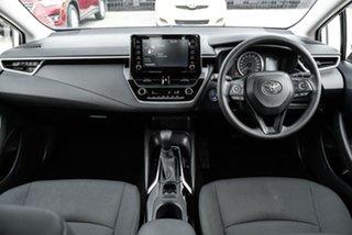 2019 Toyota Corolla ZWE211R Ascent Sport Hybrid White Constant Variable Sedan.