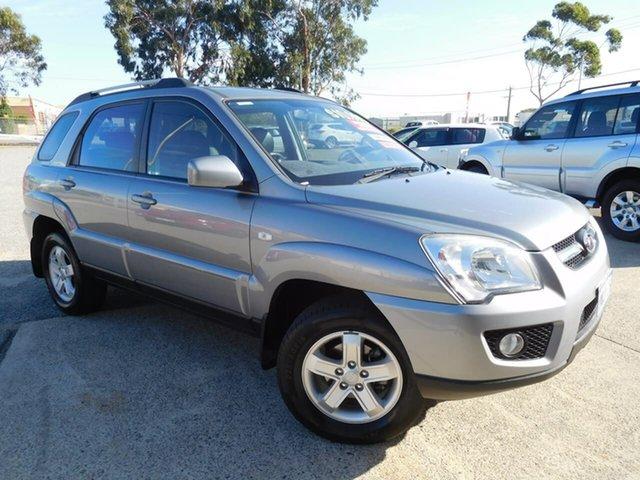 Used Kia Sportage KM2 MY10 EX Wangara, 2010 Kia Sportage KM2 MY10 EX Grey 6 Speed Manual Wagon