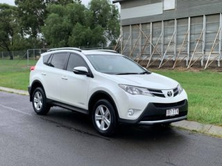 2014 Toyota RAV4 ALA49R MY14 Upgrade GXL (4x4) Crystal Pearl 6 Speed Automatic Wagon.