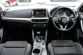 2015 Mazda CX-5 KE Series 2 Maxx Red Sports Automatic SUV.