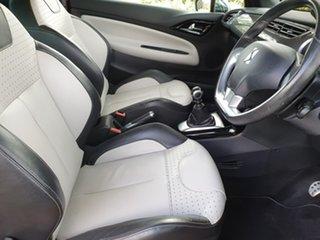 2013 Citroen DS3 (No Series) DSport Red Manual Hatchback