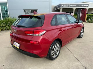 2018 Hyundai i30 PD2 MY18 Active Red/300618 6 Speed Sports Automatic Hatchback.