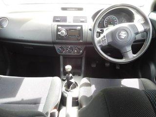 2006 Suzuki Swift RS415 White 5 Speed Manual Hatchback