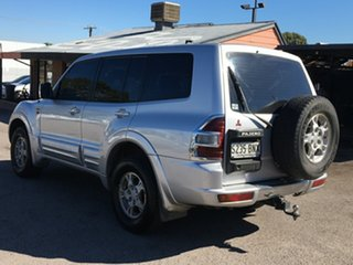 2000 Mitsubishi Pajero NM Exceed 5 Speed Sports Automatic Wagon