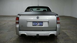 2013 Holden Ute VF MY14 SV6 Ute Grey 6 Speed Manual Utility
