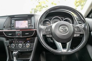 2013 Mazda 6 GJ1031 Atenza SKYACTIV-Drive Soul Red 6 Speed Sports Automatic Wagon