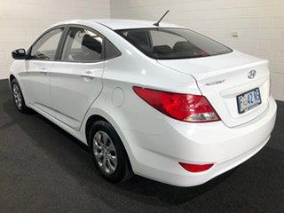 2017 Hyundai Accent RB5 MY17 Sport Crystal White 6 Speed Sports Automatic Sedan