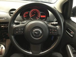 2012 Mazda 2 DE10Y2 MY12 Neo Aluminium/de,dh 4 Speed Automatic Hatchback