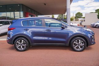 2020 Kia Sportage QL MY20 S 2WD Blue 6 Speed Sports Automatic Wagon