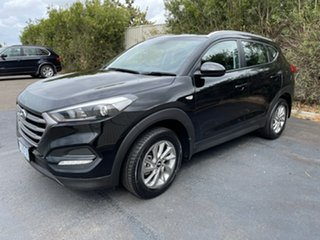 2016 Hyundai Tucson TLE Active 2WD Phantom Black 6 Speed Manual Wagon