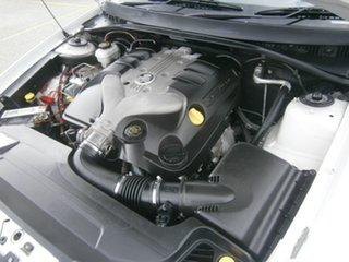 2005 Holden Ute VZ S White 4 Speed Automatic Utility
