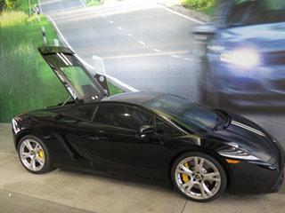 2006 Lamborghini Gallardo L140 Black 6 Speed Sequential Manual Coupe.