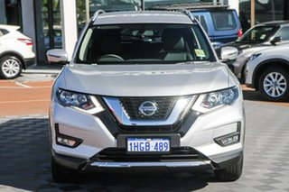 2021 Nissan X-Trail T32 MY21 ST-L X-tronic 2WD Brilliant Silver 7 Speed Constant Variable Wagon.