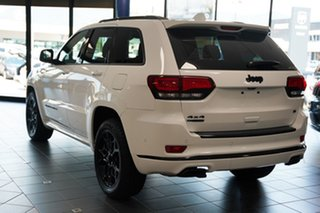 2020 Jeep Grand Cherokee WK MY21 S-Limited Bright White 8 Speed Sports Automatic Wagon