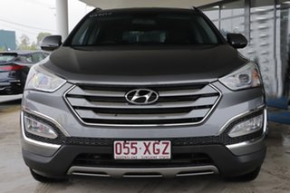 2014 Hyundai Santa Fe DM MY14 Active Graphite 6 Speed Sports Automatic Wagon