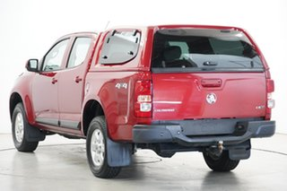 2016 Holden Colorado RG MY16 LS-X Crew Cab Red 6 Speed Sports Automatic Utility