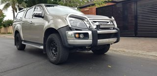 2014 Isuzu D-MAX TF MY14 LS-U HI-Ride (4x4) Gold 5 Speed Automatic Crew Cab Utility